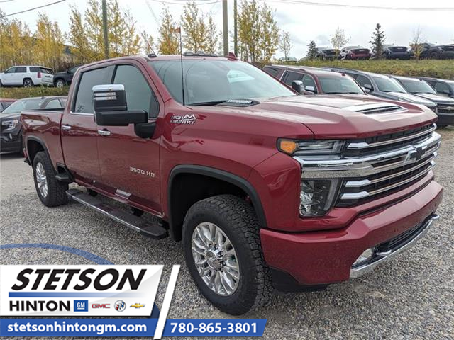 2020 Chevrolet Silverado 3500HD High Country (Stk: 20-030) in Hinton - Image 1 of 18
