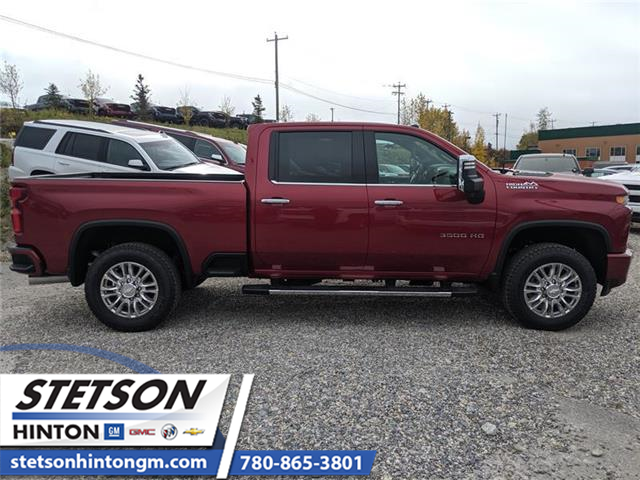 2020 Chevrolet Silverado 3500HD High Country (Stk: 20-030) in Hinton - Image 2 of 18