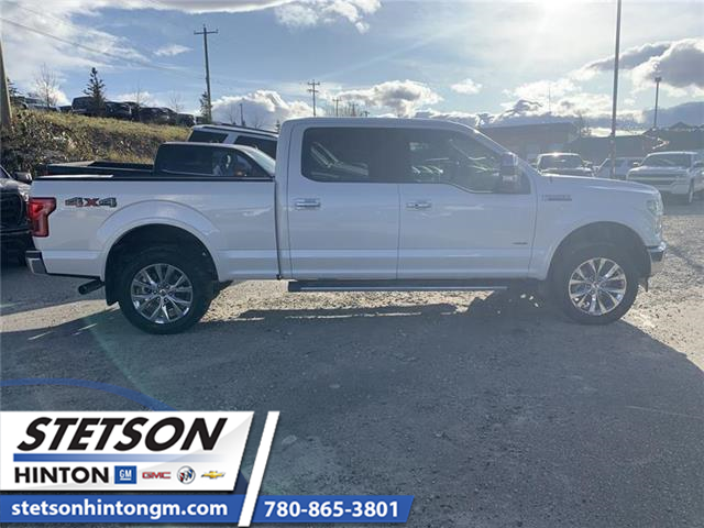2017 Ford F-150 Lariat (Stk: 19-132A) in Hinton - Image 2 of 18