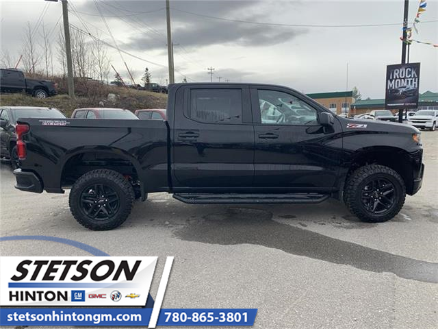 2020 Chevrolet Silverado 1500 Silverado Custom Trail Boss (Stk: 20-025) in Hinton - Image 2 of 21