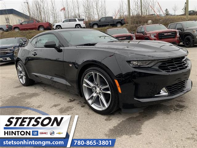 2020 Chevrolet Camaro 1LT (Stk: 20-036) in Hinton - Image 1 of 19