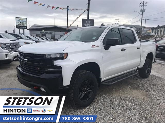 2020 Chevrolet Silverado 1500 LT Trail Boss (Stk: 20-045) in Hinton - Image 1 of 21