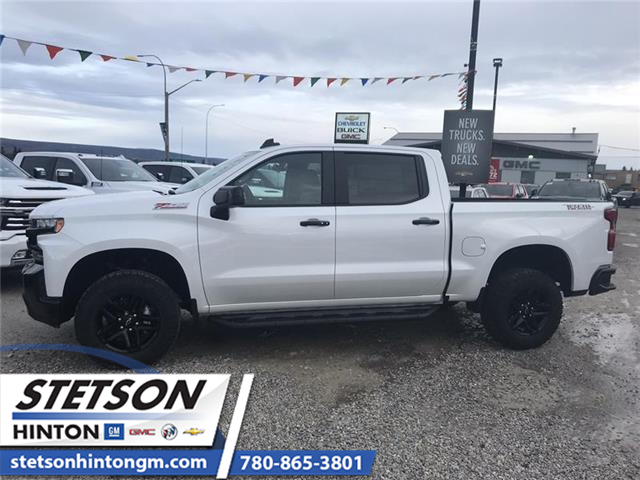 2020 Chevrolet Silverado 1500 LT Trail Boss (Stk: 20-045) in Hinton - Image 2 of 21
