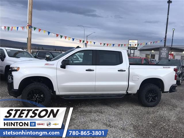 2020 Chevrolet Silverado 1500 LT Trail Boss (Stk: 20-046) in Hinton - Image 2 of 22