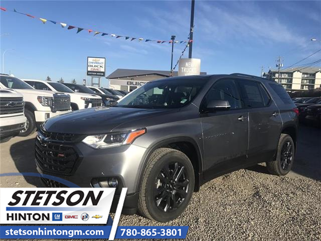 2020 Chevrolet Traverse RS (Stk: 20-049) in Hinton - Image 1 of 21