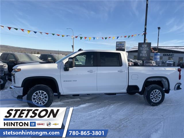 2020 Chevrolet Silverado 2500HD LT (Stk: 20-026) in Hinton - Image 2 of 21