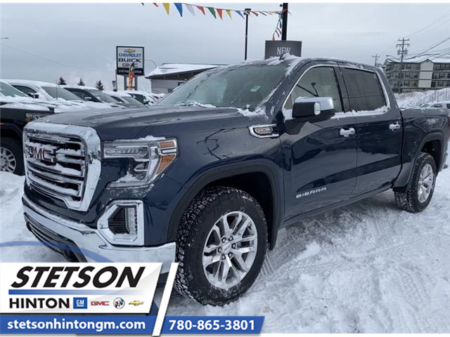 2020 GMC Sierra 1500 SLT (Stk: 20-055) in Hinton - Image 1 of 19