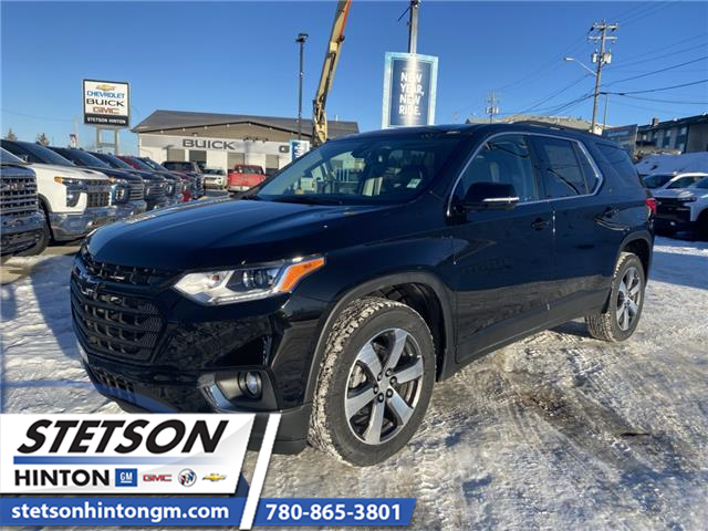 2020 Chevrolet Traverse 3LT (Stk: 20-091) in Hinton - Image 1 of 30