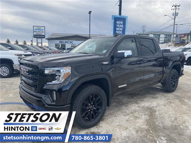 2020 GMC Sierra 1500 Elevation (Stk: 20-081) in Hinton - Image 1 of 29