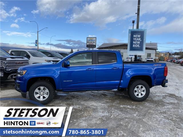 2020 Chevrolet Colorado WT (Stk: 20-102) in Hinton - Image 2 of 19