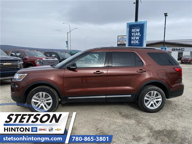 2018 Ford Explorer XLT (Stk: 19-296A) in Hinton - Image 2 of 25