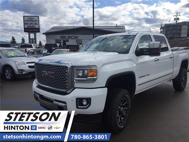 2016 GMC Sierra 2500HD Denali (Stk: 20-115A) in Hinton - Image 1 of 23