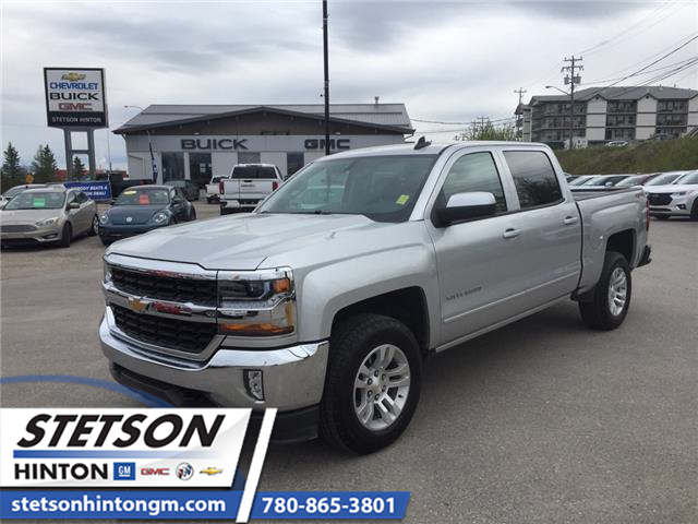 2018 Chevrolet Silverado 1500  (Stk: 19-274A) in Hinton - Image 1 of 20