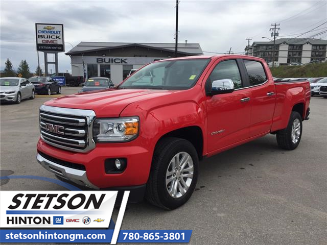 2018 GMC Canyon  (Stk: 18-198A) in Hinton - Image 1 of 22