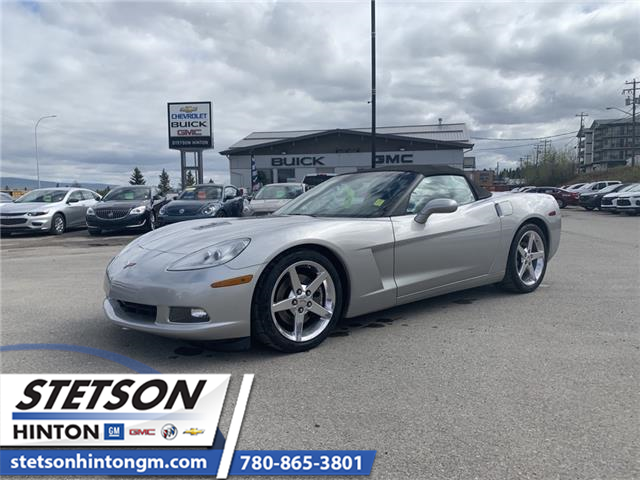 2005 Chevrolet Corvette Base (Stk: 18-407D) in Hinton - Image 1 of 13