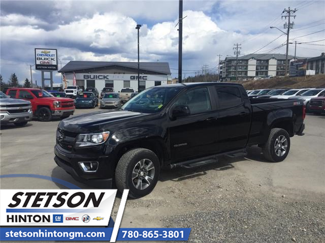 2018 Chevrolet Colorado Z71 (Stk: 20-048A) in Hinton - Image 1 of 19