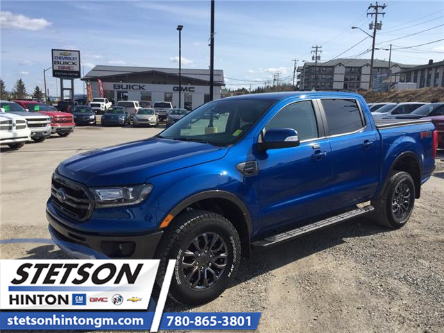 2019 Ford Ranger  (Stk: 19-126A) in Hinton - Image 1 of 23