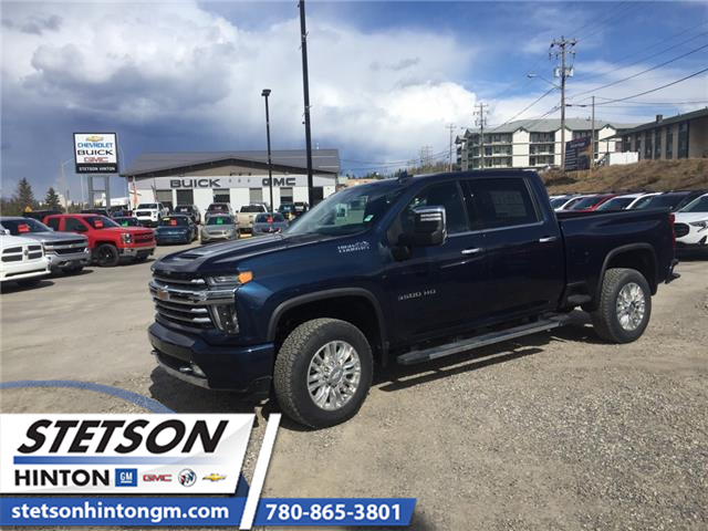 2020 Chevrolet Silverado 3500HD High Country (Stk: 20-111) in Hinton - Image 1 of 23