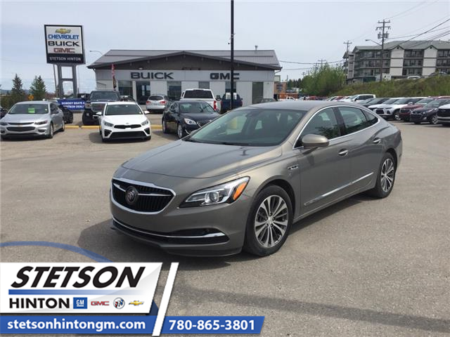 2017 Buick LaCrosse Premium (Stk: 17-053A) in Hinton - Image 1 of 21