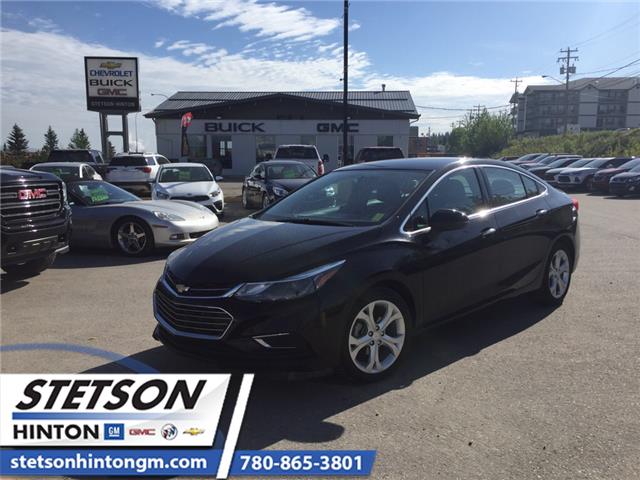 2017 Chevrolet Cruze Premier Auto (Stk: B1266) in Hinton - Image 1 of 20