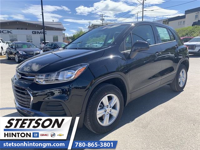 2020 Chevrolet Trax LS (Stk: 20-144) in Hinton - Image 1 of 20