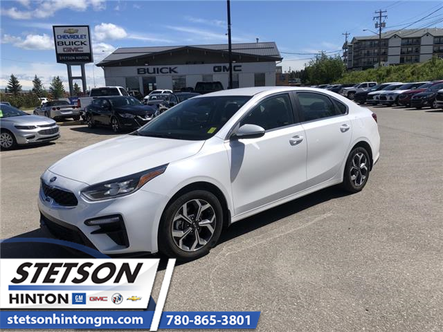 2019 Kia Forte  (Stk: B1268) in Hinton - Image 1 of 22