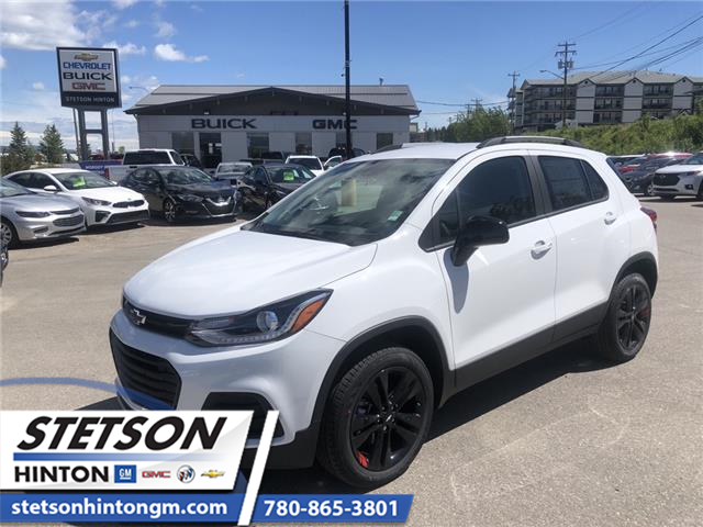 2020 Chevrolet Trax LT (Stk: 20-141) in Hinton - Image 1 of 23