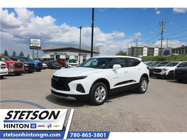 2020 Chevrolet Blazer LT (Stk: 20-073) in Hinton - Image 1 of 24
