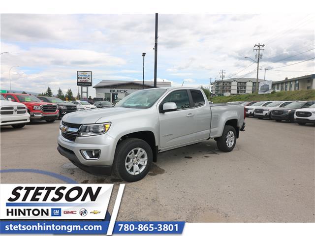 2020 Chevrolet Colorado LT (Stk: 20-060) in Hinton - Image 1 of 21