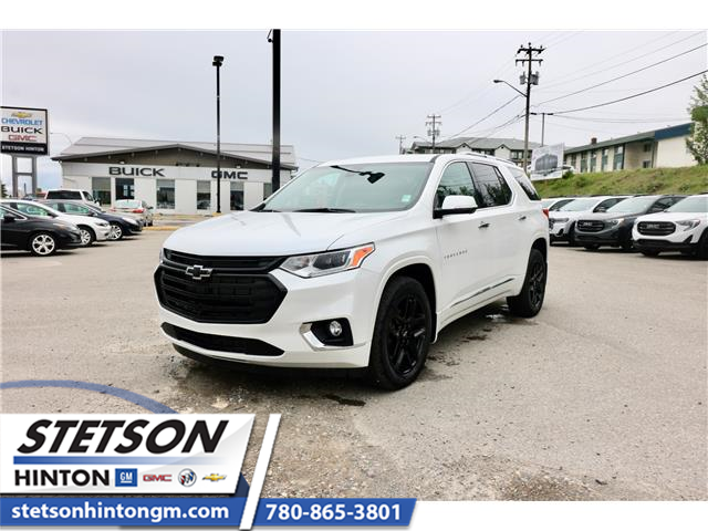 2020 Chevrolet Traverse Premier (Stk: 20-083) in Hinton - Image 1 of 29