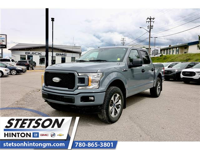 2019 Ford F-150  (Stk: 20-138A) in Hinton - Image 1 of 18