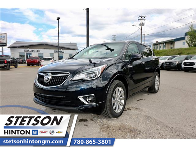 2020 Buick Envision Essence (Stk: 20-166) in Hinton - Image 1 of 21