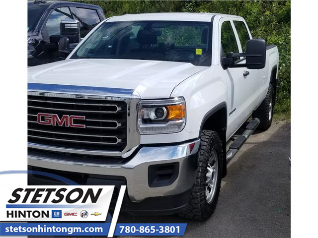 2019 GMC Sierra 3500HD Base (Stk: 20-182A) in Hinton - Image 1 of 1