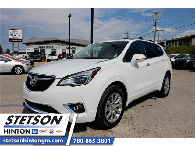 2020 Buick Envision Essence (Stk: 20-165) in Hinton - Image 1 of 17