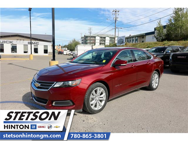 2017 Chevrolet Impala 1LT (Stk: 17-006A) in Hinton - Image 1 of 15