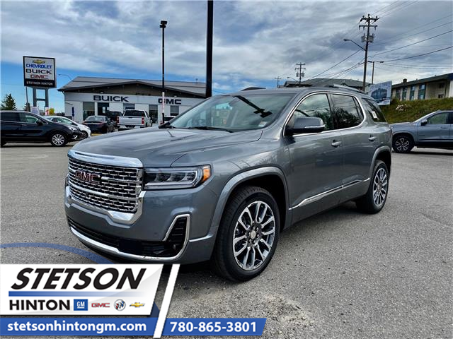2021 GMC Acadia Denali (Stk: 21-003) in Hinton - Image 1 of 25