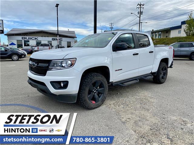 2019 Chevrolet Colorado LT (Stk: 20-039A) in Hinton - Image 1 of 16