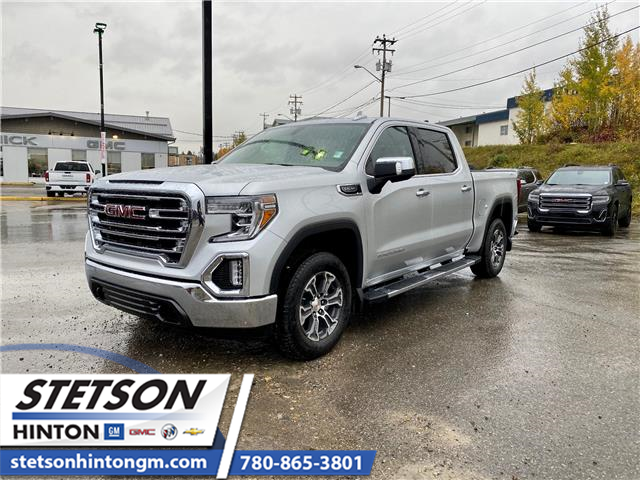 2020 GMC Sierra 1500 SLT (Stk: 20-215) in Hinton - Image 1 of 15