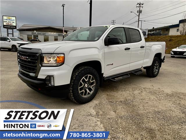 2021 GMC Canyon  (Stk: 21-022) in Hinton - Image 1 of 15