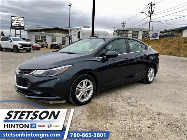 2018 Chevrolet Cruze LT Auto (Stk: 20-141A) in Hinton - Image 1 of 13