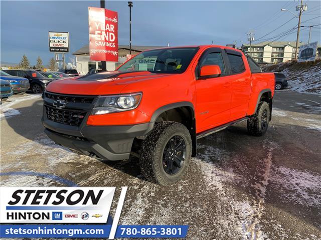 2019 Chevrolet Colorado ZR2 (Stk: 20-212A) in Hinton - Image 1 of 25