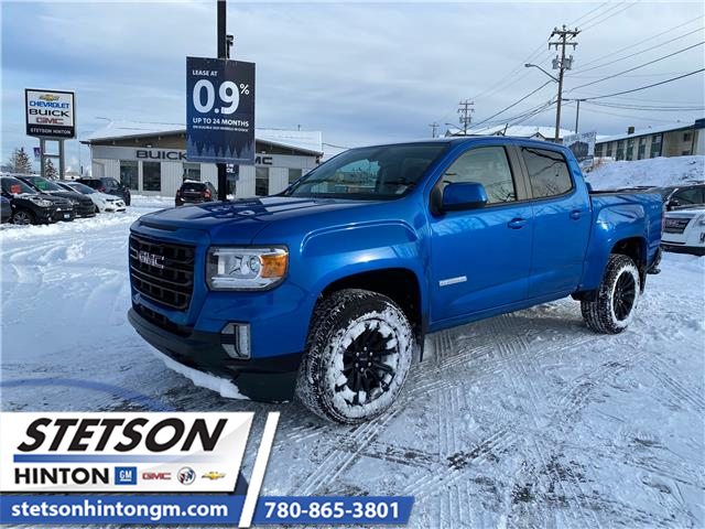 2021 GMC Canyon Elevation (Stk: 21-077) in Hinton - Image 1 of 19