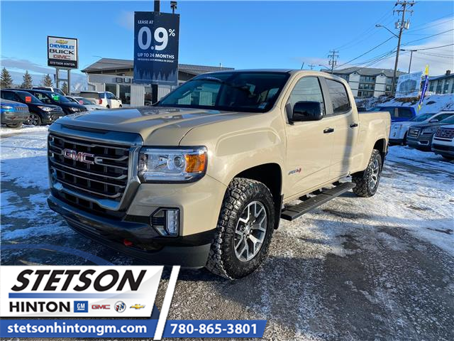 2021 GMC Canyon  (Stk: 21-024) in Hinton - Image 1 of 15