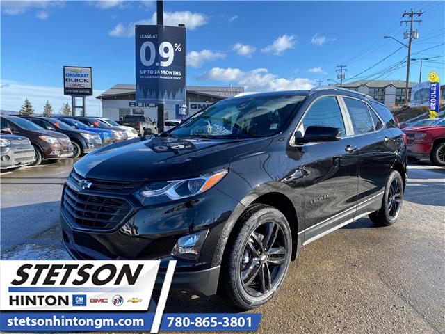 2021 Chevrolet Equinox LT (Stk: 21-108) in Hinton - Image 1 of 24