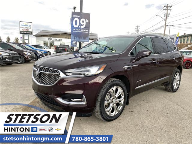 2020 Buick Enclave Avenir (Stk: 21-109A) in Hinton - Image 1 of 28