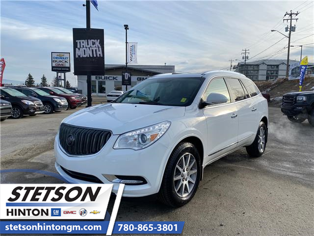 2017 Buick Enclave Leather (Stk: B1294) in Hinton - Image 1 of 20
