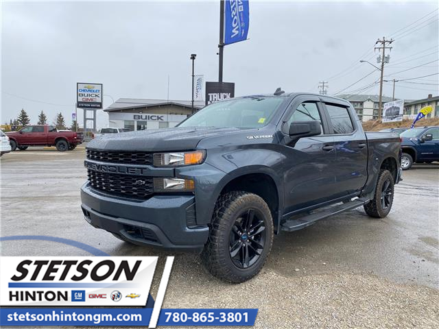 2021 Chevrolet Silverado 1500 Custom (Stk: 21-098A) in Hinton - Image 1 of 21