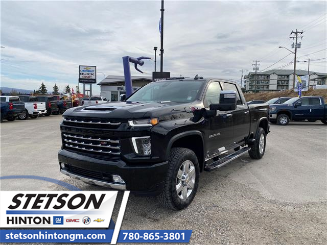2021 Chevrolet Silverado 3500HD LTZ (Stk: 21-087) in Hinton - Image 1 of 25