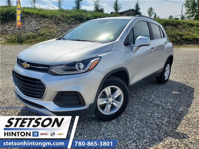 2018 Chevrolet Trax LT (Stk: 21-176A) in Hinton - Image 1 of 15