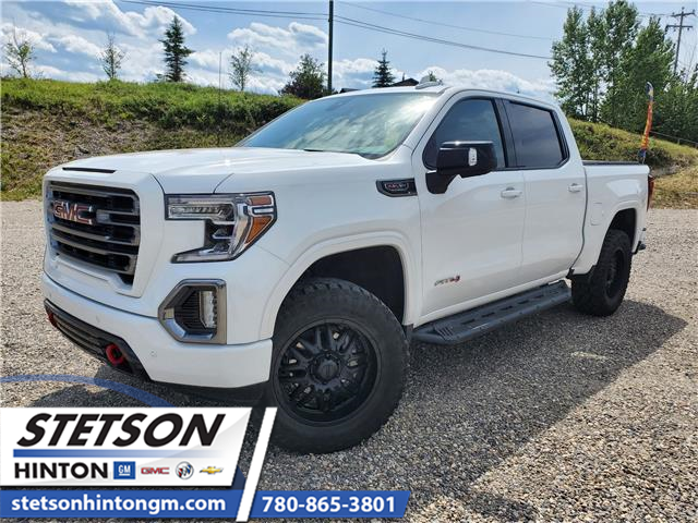 2019 GMC Sierra 1500 AT4 (Stk: 21-179A) in Hinton - Image 1 of 15